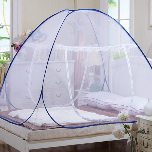Storia Elite Living Mosquito Net ... & Storia Elite Living Mosquito Net (For Double Bed) 200*200*145 CMS ...